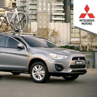 Mitsubishi ASX 'Courier'